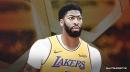 Lakers' Anthony Davis to return vs. Celtics after 5-game absence