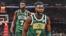 Celtics' Jaylen Brown admits he 'was devastated' by Team USA's World Cup failure