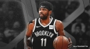 Nets' Kyrie Irving out vs. Sixers due to hamstring tightness
