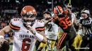Browns QB Baker Mayfield says Myles Garrett 'is in a good place right now'