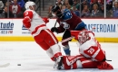 Detroit Red Wings vs. Colorado Avalanche: Photos from Denver