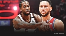 Clippers' Kawhi Leonard, Sixers' Ben Simmons named NBA Players of the Week