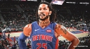 Report: Lakers, Sixers interested in trading for Pistons' Derrick Rose