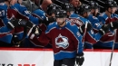Kadri scores twice, propels Avalanche past reeling Red Wings