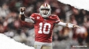 49ers' Jimmy Garoppolo led all NFL QBs in 3rd down conversions this season