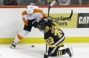Flyers look to take down rival Penguins, head into All-Star break with momentum