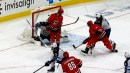 Justin Williams tips in first goal for Hurricanes since NHL return