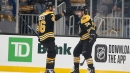 Krejci has goal, assist for Bruins in win over Golden Knights