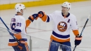 Bailey, Greiss help Islanders hold on to beat Rangers