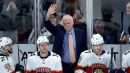 Quenneville coaches Panthers to win over Blackhawks in return to Chicago