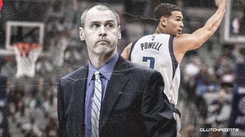 Mavs coach Rick Carlisle admits Dwight Powell injury 'feared to be severe'