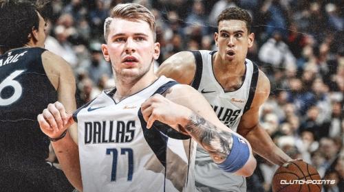 Mavs' Luka Doncic, NBA react to Dwight Powell's season-ending injury