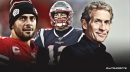 Skip Bayless claims 49ers might look to Tom Brady if Jimmy Garoppolo chokes in the Super Bowl