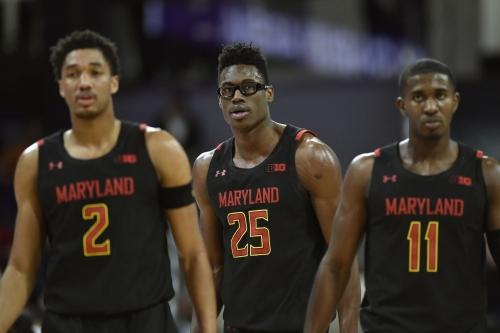 Tuesday Big Ten Recap: Maryland Survives