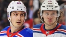 Rangers' Kreider replacing injured teammate Panarin in NHL all-star game