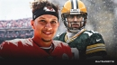 Patrick Mahomes jokes about calling Aaron Rodgers for advice on facing the 49ers