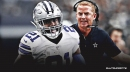 Cowboys RB Ezekiel Elliott speaks out on the departure of Jason Garrett