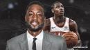 Dwyane Wade reveals why he's a big fan of Knicks rookie RJ Barrett