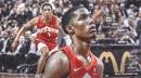 Raptors' Patrick McCaw won't return vs. Sixers after facial contusion
