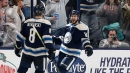 Bjorkstrand leads Blue Jackets past Jets for sixth straight win