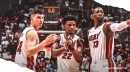 Heat move to 8-0 in OT, have outscored opponents by 50 points