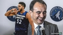Timberwolves' Gersson Rosas on Karl-Anthony Towns — 'As untouchable as they come'