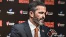 Browns' Kevin Stefanski fans flames of no offensive coordinator rumor
