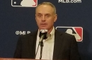 Here's why Astros players weren't disciplined by Rob Manfred in the sign-stealing scandal