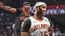 Hawks' Vince Carter moves up to 19th in all-time scoring list