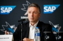 Sharks owner gives GM Doug Wilson vote of confidence