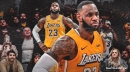 LeBron James: How tall is the Lakers superstar?