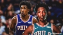 Report: Sixers' Josh Richardson out at least 2-3 weeks with strained hamstring