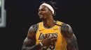 Lakers' Dwight Howard to start vs Nets in place of JaVale McGee