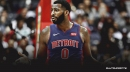 RUMOR: Pistons' trade talks on Andre Drummond are 'stagnant'