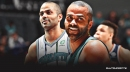 Tony Parker gets tribute video before Hornets-Bucks in Paris