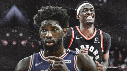 Joel Embiid excited for Pascal Siakam after first All-Star nod