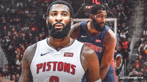 Andre Drummond to miss 2nd straight game, out vs. Grizzlies