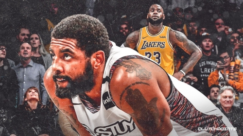 Kyrie Irving on LeBron James: 'I've learned so much from that guy'