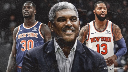 Report: Knicks hire agency to make their brand cool again