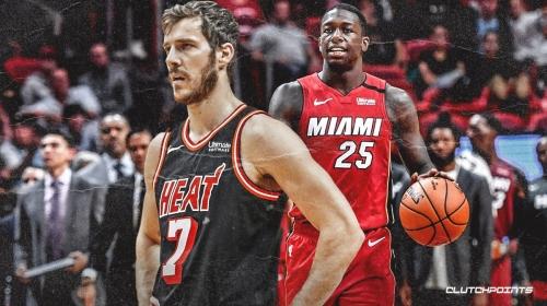 Heat news: Goran Dragic, Kendrick Nunn out vs. Clippers