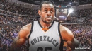 Grizzlies' Andre Iguodala views it as a 'blessing in disguise' that he hasn't played yet this season