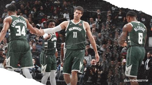 Bucks becomes 7th NBA team to start 40-6
