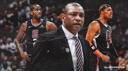Clippers' Doc Rivers claims Kawhi Leonard is 'Paul Pierce-like'