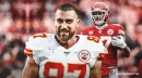 Chiefs' Travis Kelce returns to the practice field