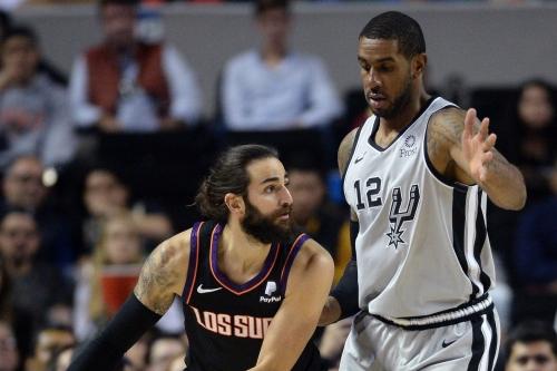 Open Thread: Suns at Spurs, 6:30 AZ time