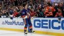 Barzal dethrones McDavid to win NHL'sfastest skater
