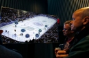 Puck and player tracking to begin in NHL playoffs, says commissioner Bettman