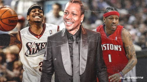 Allen Iverson says he took the 'a– whooping' so players can be real