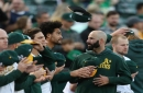 Mike Fiers goes silent on Astros sign-stealing investigation, A's voice support