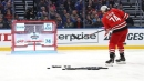 Hurricanes' Jaccob Slavin wins accuracy shooting with pinpoint precision